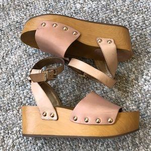 Sam Endelman platform sandals